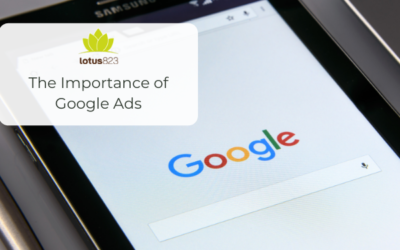 The Importance of Google Ads