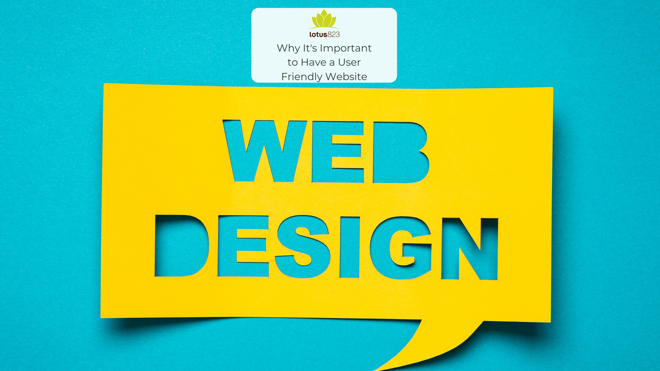 Why It's Important to Have a User - Friendly Website