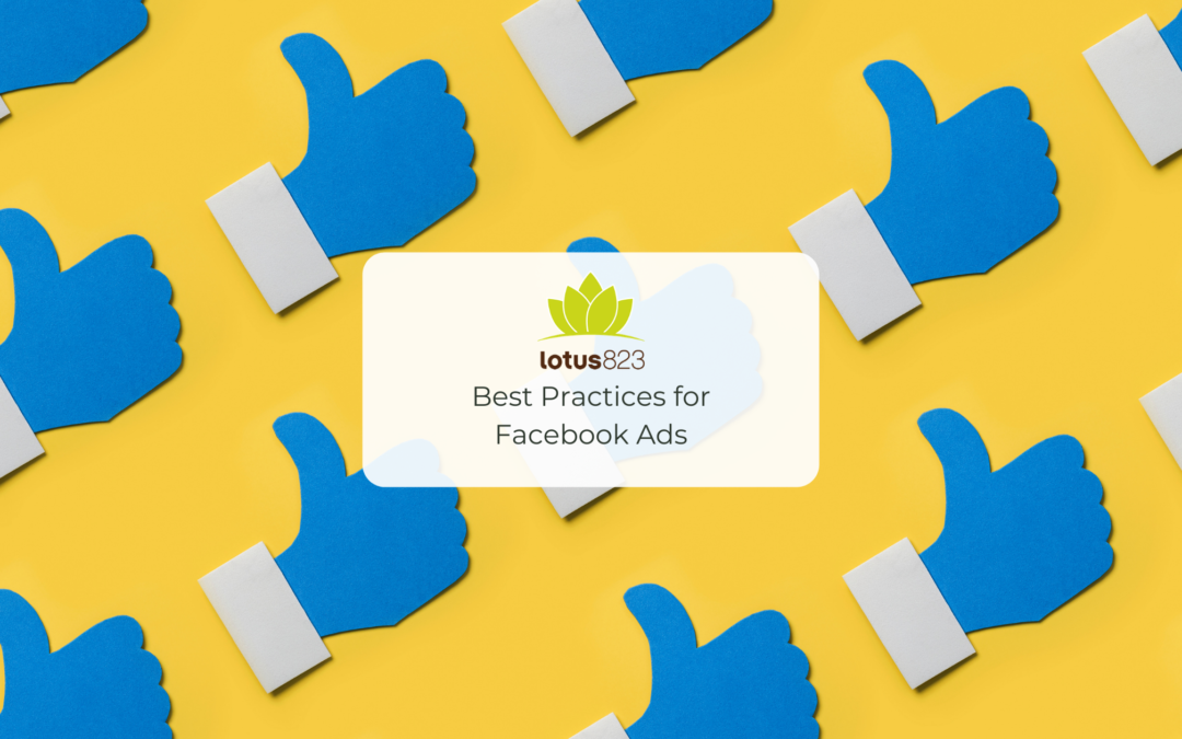Best Practices for Facebook Ads